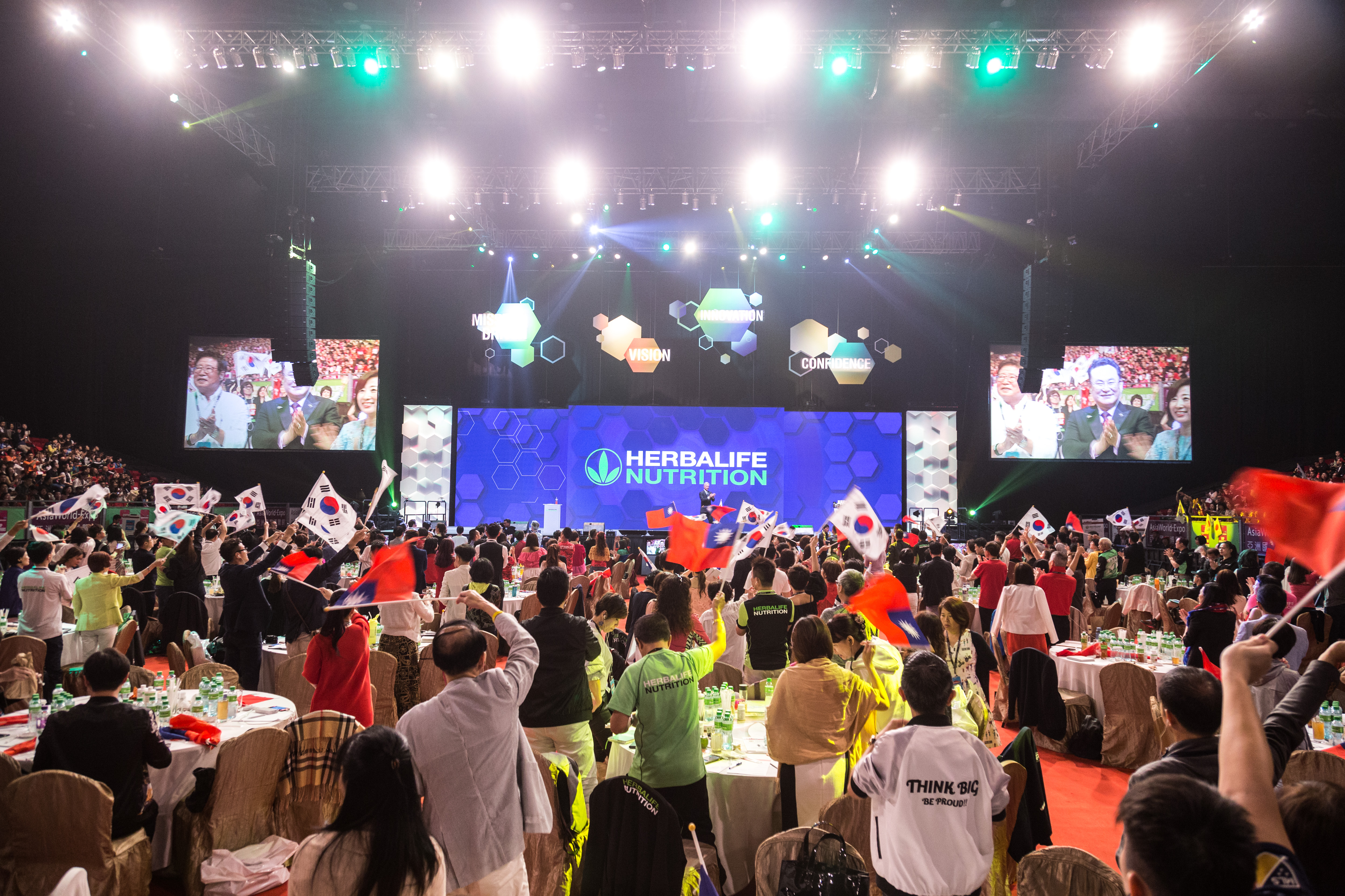 Herbalife North Asia Extravaganza 2017